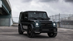 Mercedes Benz Gelandewagen Tuning Wallpapers HD