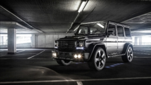 Mercedes Benz Gelandewagen Tuning Wallpapers HQ