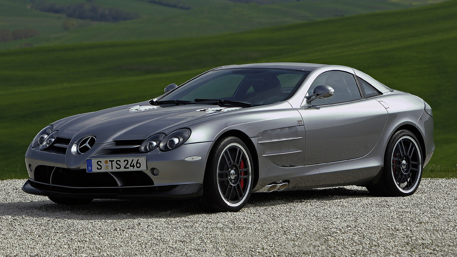 Mercedes-Benz SLR McLaren Wallpapers Images Photos ...