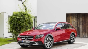 Mercedes E Class All Terrain Pictures