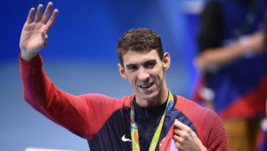 Michael Phelps Hd Background