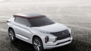 Mitsubishi Gt Phev Wallpapers Hd