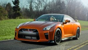 Nissan Gt R High Definition