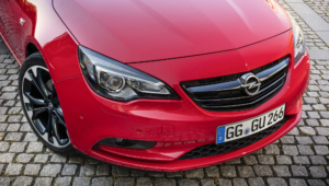 Opel Cascada Supreme Pictures