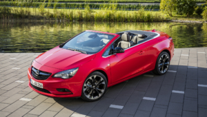 Opel Cascada Supreme Wallpaper