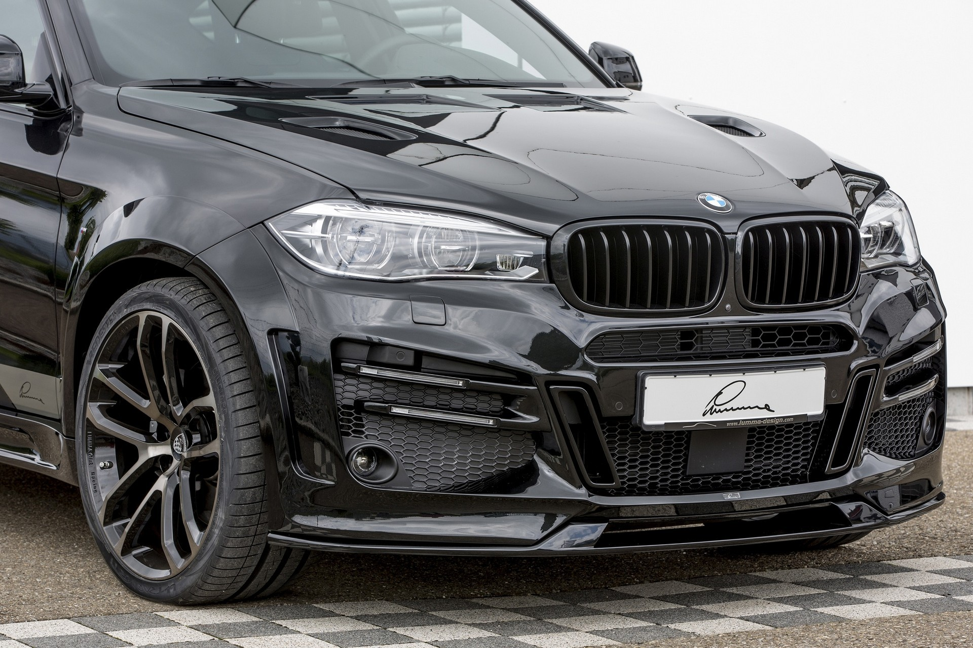 Pictures Of BMW X6 Tuning
