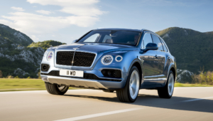 Pictures Of Bentley Bentayga