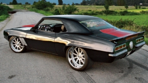 Pictures Of Camaro SS 1969