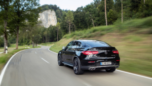 Pictures Of Mercedes AMG GLC 43 Coupe