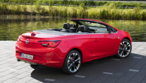 Pictures Of Opel Cascada Supreme