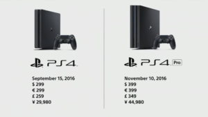Playstation 4 Pro High Definition Wallpapers