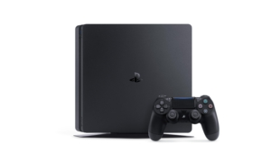 Playstation 4 Slim Photos