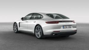 Porsche Panamera 4 E Hybrid Photos