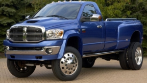 Ram Pickup Widescreen