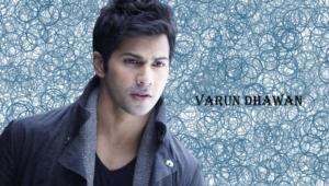 Varun Dhawan Desktop Wallpaper
