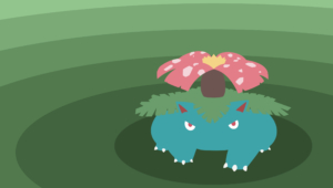 Venusaur Screenshots