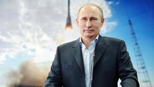 Vladimir Putin HD Background
