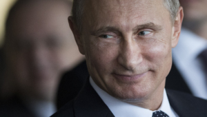 Vladimir Putin HD Desktop