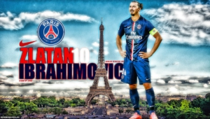 Zlatan Ibrahimovic Background