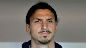 Zlatan Ibrahimovic Hd Background