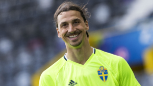 Zlatan Ibrahimovic For Desktop Background