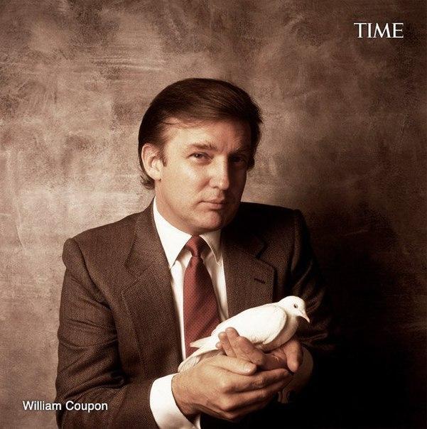 Donald Trump, 1983.