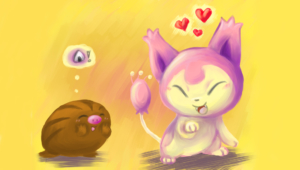 Aipom High Quality Wallpapers 1