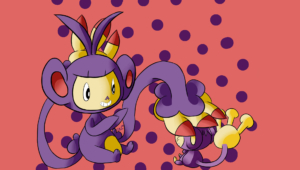 Aipom High Quality Wallpapers