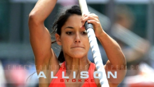 Allison Stokke HD Wallpaper