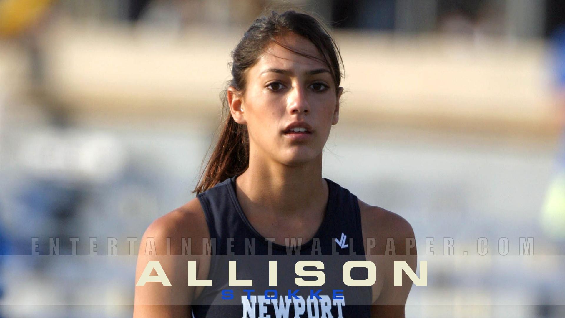 Allison Stokke HD