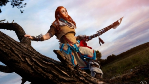 Aloy Horizon Zero Dawn Cosplay Images