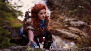 Aloy Horizon Zero Dawn Cosplay Photos