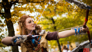 Aloy Horizon Zero Dawn Cosplay Pictures