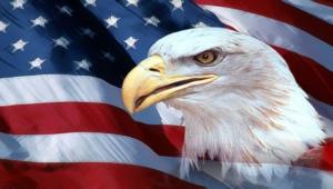 American Flag HD Deskto