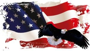 American Flag Full HD
