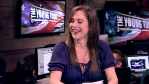 Ana Kasparian HD Wallpaper