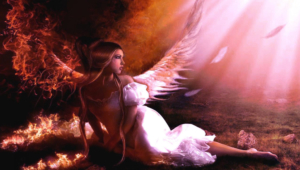 Angel Background