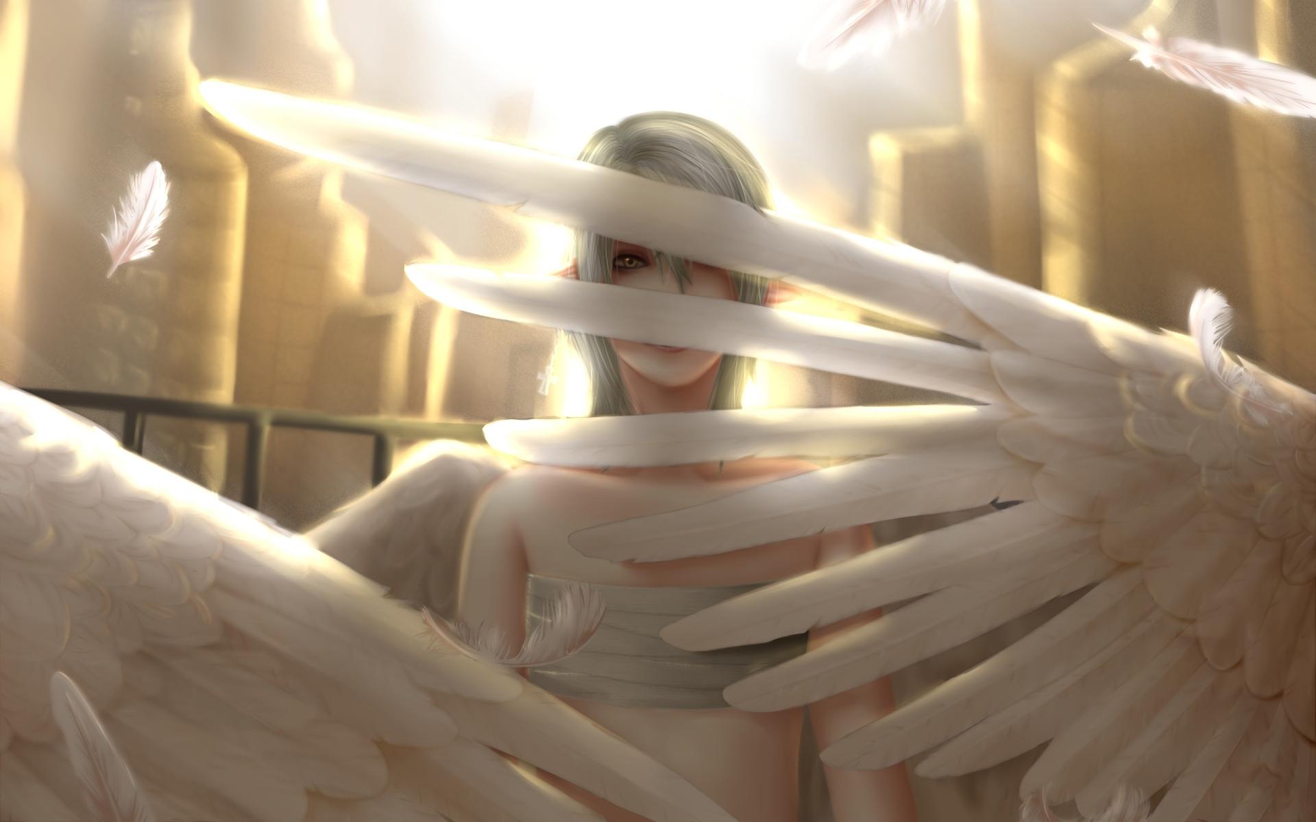 Angel Hd Background