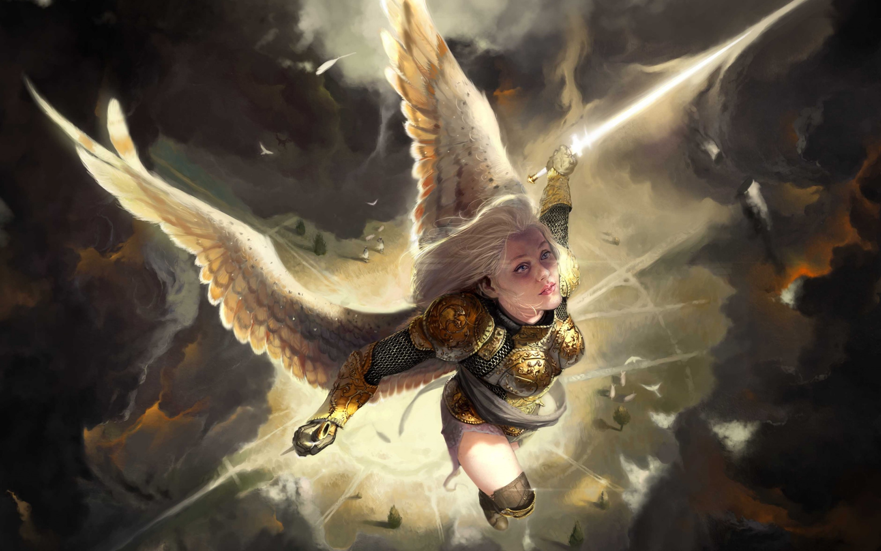 Angel High Definition Wallpapers