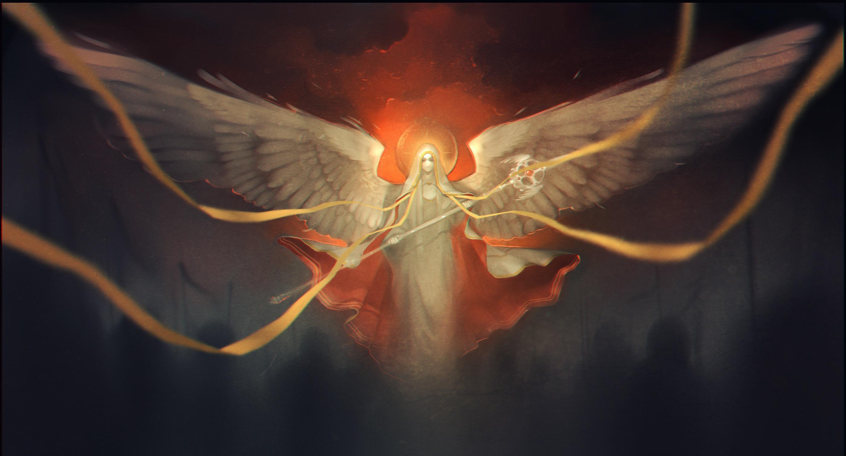 Angel Wallpaper For Laptop