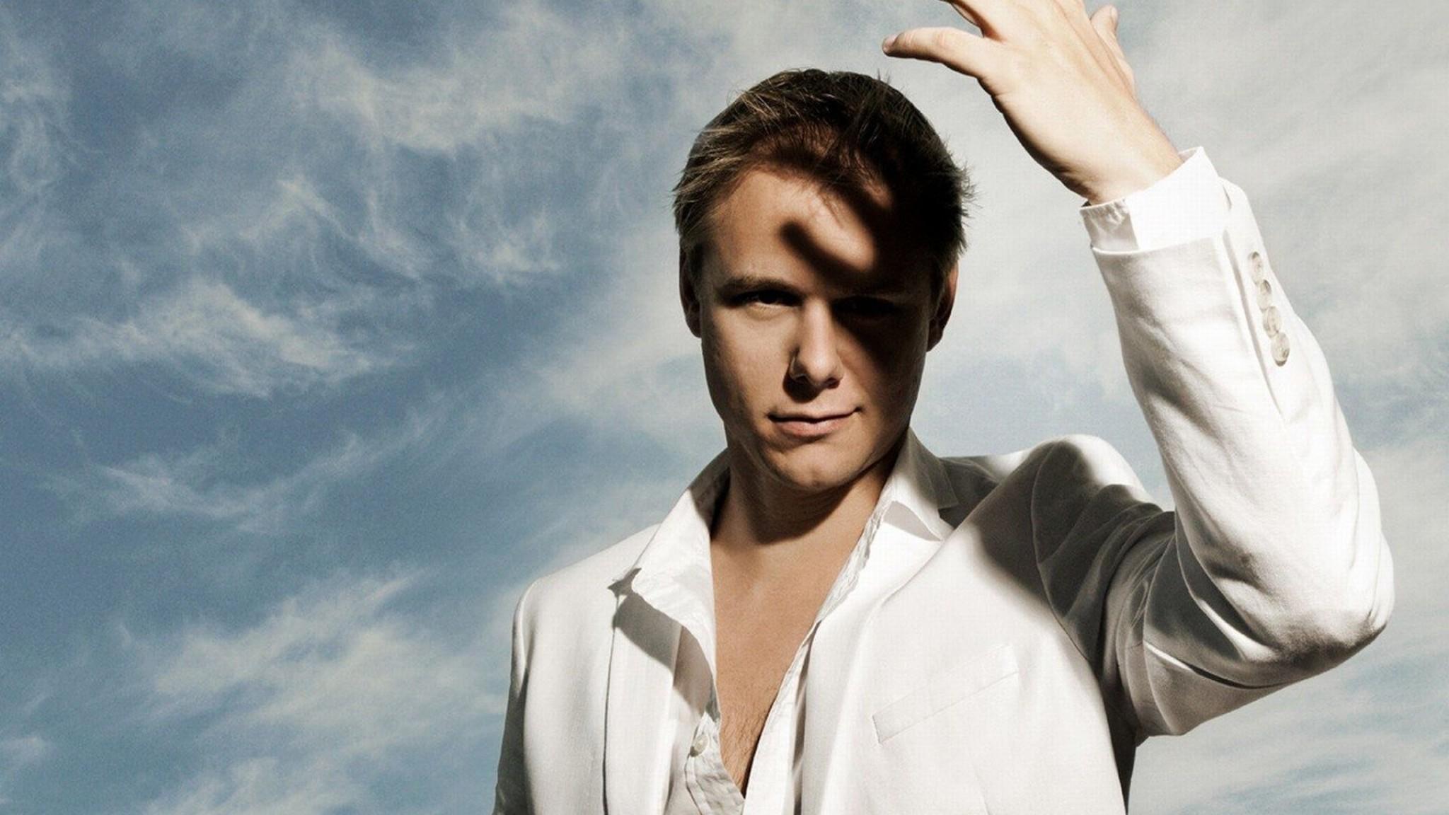Armin Van Buuren Hot