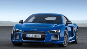 Audi R8 E Tron Photos