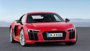 Audi R8 E Tron Pictures