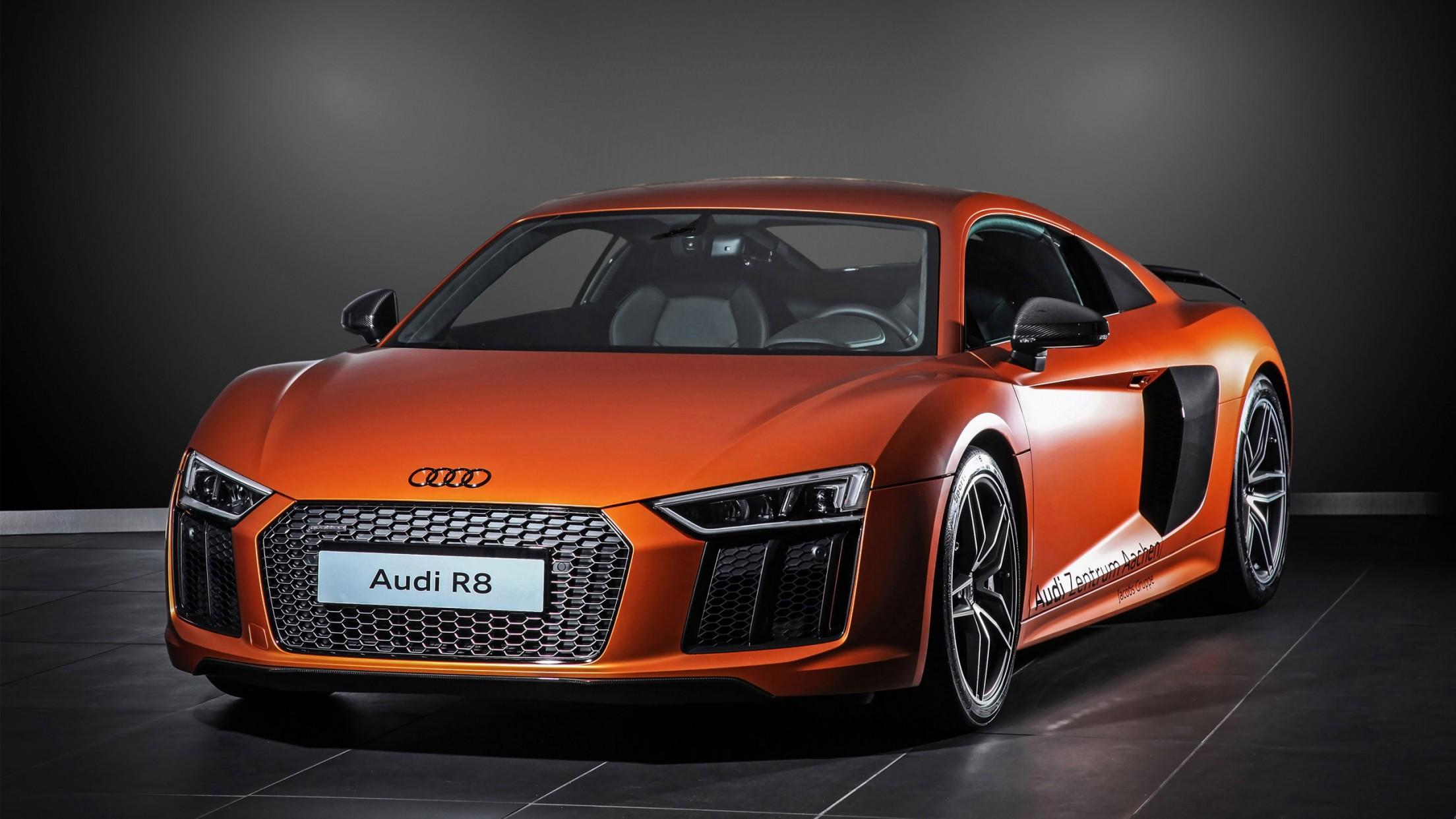 Audi R8 E Tron Wallpaper
