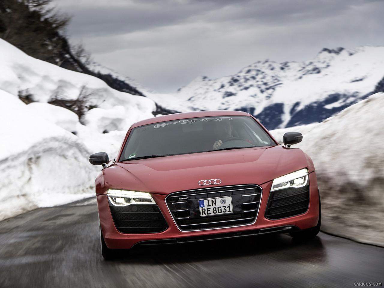 Audi R8 E Tron Wallpapers Hd