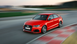 Audi RS 3 Background