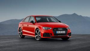 Audi RS 3 Images