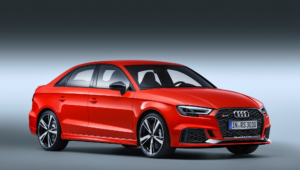 Audi RS 3 Pictures