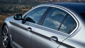 BMW 540i 2017 4K