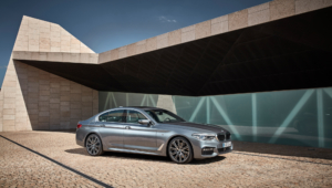 BMW 540i 2017 High Definition Wallpapers